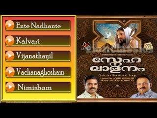 Christian Devotional Songs Jukebox | Snehalalanam