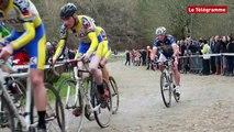 Cyclisme. Cyclo-Cross de Camors : victoire de Yoann Corbihan