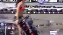 The best of 2016 Best motorrad crash Motorcycle accident Motorcycle Fail motor crash bike accident accident videos - YouTube