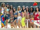 Bikini Rounds of Miss World ,  Miss India ,  Miss Universe ,  Miss America