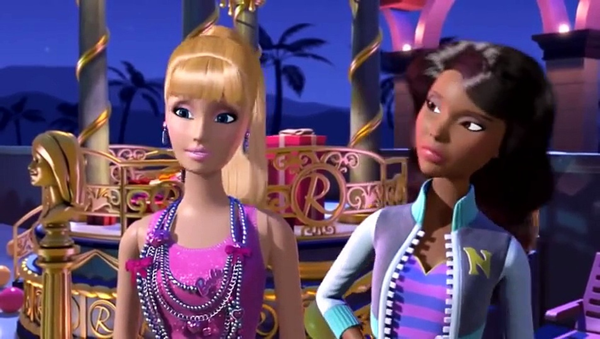 Barbie Küçük Kötü Elbise - Barbie Türkçe - Barbie izle - Barbie Yeni - Barbie 2014 - Barbi