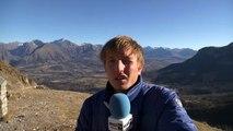 D!CI TV : Les promeneurs affluent sur le Col du Noyer depuis sa réouverture exceptionnelle