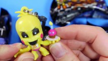 FNAF toys FNAF Five Nights At Freddy's Blind Bags Opening Surprise Toys FNAF