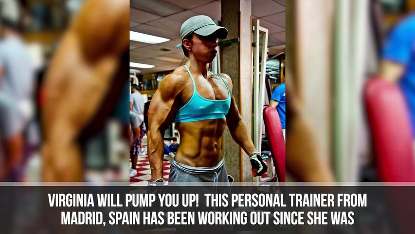 10 Most Extreme Female Bodybuilders