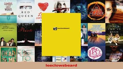 PDF Download  leeclowsbeard Read Full Ebook