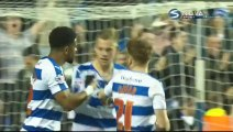 1-1 Garath McCleary Goal England Championship - 28.12.2015, Reading FC 1-1 Brent