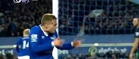 Gerard Deulofeu Goal - Everton 3 - 2 Stoke City - 28.12.2015