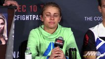 UFC Fight Night 80 post fight press conference