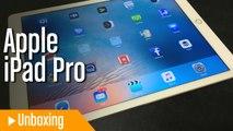 Unboxing en español iPad Pro y Apple Pencil