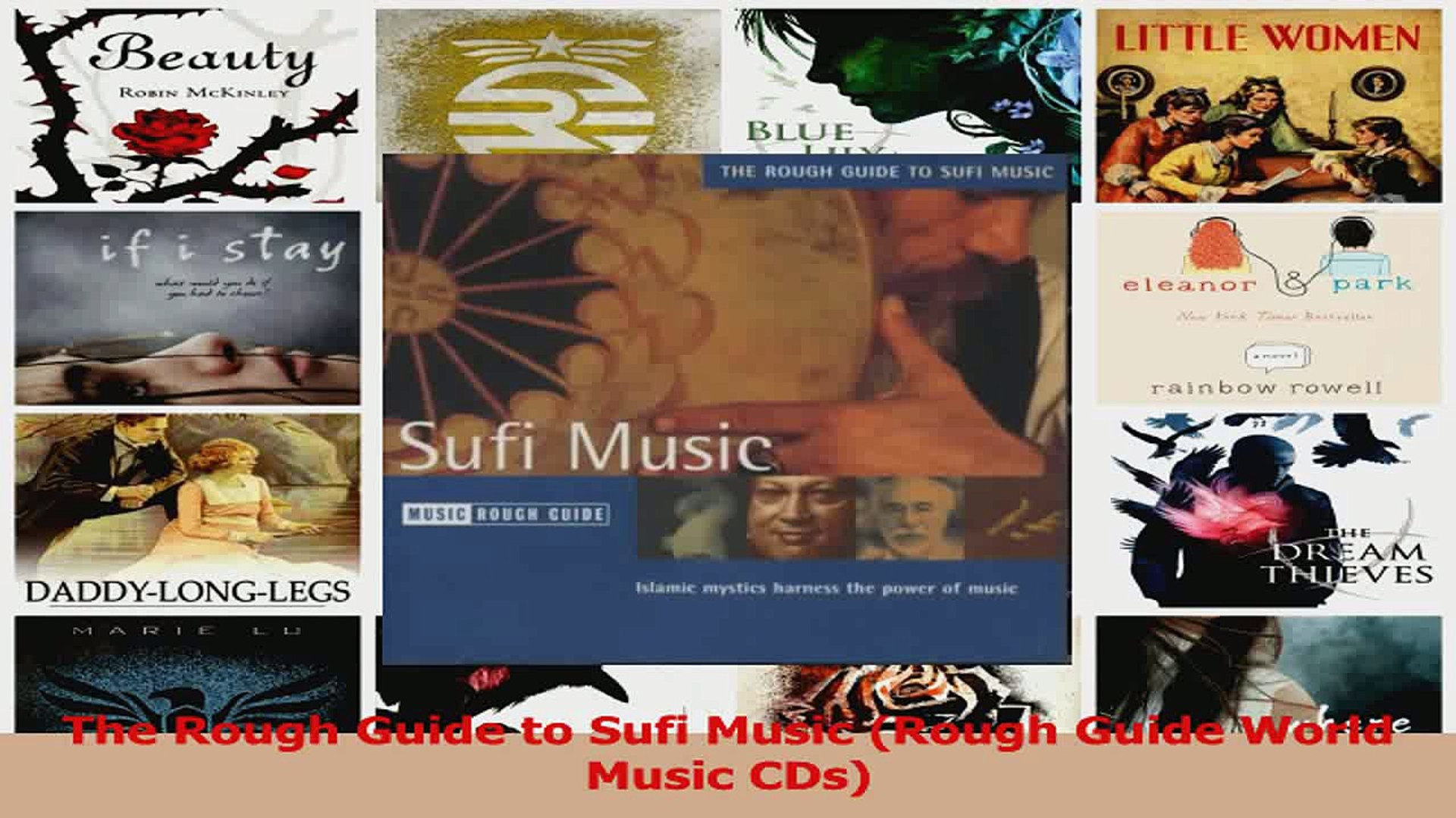 PDF Download  The Rough Guide to Sufi Music Rough Guide World Music CDs Download Online