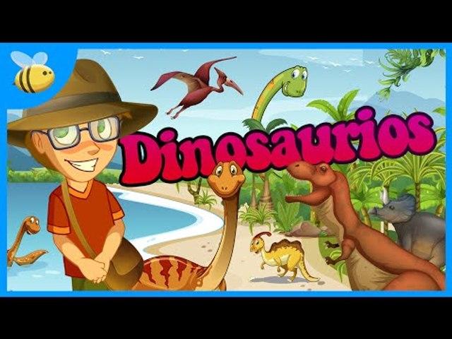 Películas Educativas: Los Dinosaurios - Aula365