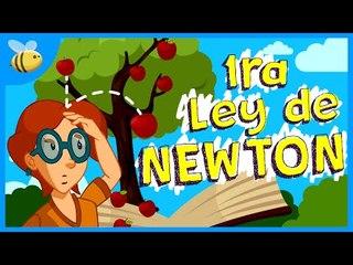 ¿Qué es la Fuerza? Primera Ley de Newton - Aula365