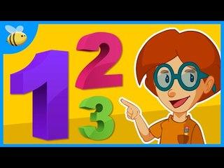 Aprender los Números: Contar del 1 al 20 - Aula365
