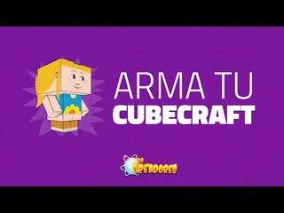 Cómo armar un Cubee Craft - Los Creadores - How To