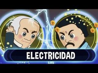 La Curiosa Historia de la Electricidad - Los Creadores