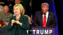 Donald Trump Attacks Hillary Clinton Says She's Playing 'The Woman Card'