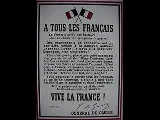 Chant des Partisans (Résistance Française)