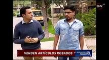 Ruta de artículos robados: Ferias libres y sitios de internet en la mira CHV Noticias