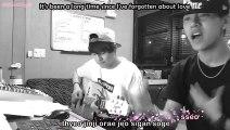 [ENG SUB+ROM+KARA SUB] 150507 (B.A.P Daehyun covered BIGBANG's LOSER)