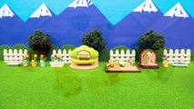 アンパンマンおもちゃアニメ ピンポコおしりズム 太鼓の達人バトル PPCandy Channel Anpanman Toy Anime Pee Poo
