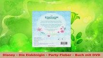 Download  Disney  Die Eiskönigin  PartyFieber  Buch mit DVD PDF Frei
