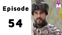 Dirilis Episode 54 Full on Hum Sitaray in High Quality