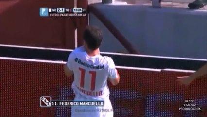 Veja gols de Mancuello pelo Independiente