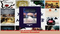 Read  The Hidden Power of Dreams The Mysterious World of Dreams Revealed Ebook Free