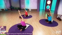 Yoga Workout for Pregnancy | Mind, Body, Baby: What to Expect When Youre Expecting- Heidi Murkoff