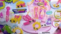 Create Shopkins Season 3 Limited Edition Roxy Ring and Season 1 Curly Brush Bead