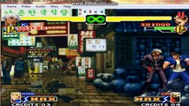 the king of fighters super kof combos k 9