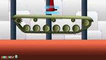 Cartoon Tanks for Children - Army Tanks for Kids - Tank Videos for Children - YouTube