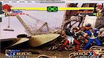the king of fighters super kof combos 6