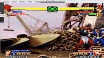 the king of fighters super kof combos iori 9