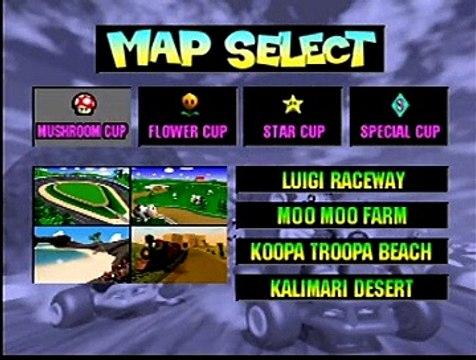 Mario Kart 64 Luigi Raceway Video Dailymotion