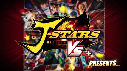 J-Stars Victory Vs+ - Beelzebub v Chinyuki Trailer