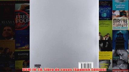 DSMIVTR Libro de casos Spanish Edition