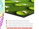 Alu Dibond 100 x 60 cm: Illustration of world map by Dorling Kindersley / Getty Images