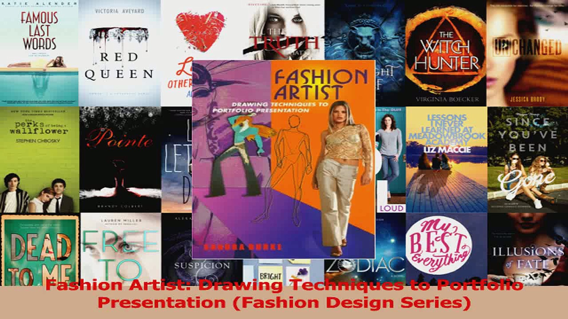 Pdf Download Fashion Artist Drawing Techniques To Portfolio Presentation Fashion Design Series Read Online Video Dailymotion