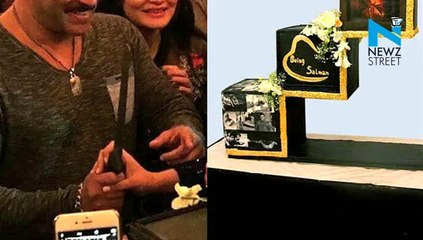 Guess how much did Salman Khan's b'day cake cost?