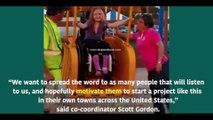 H πρώτη παιδική χαρά για παιδιά με αναπηρία