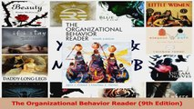 PDF Download  The Organizational Behavior Reader 9th Edition Download Full Ebook