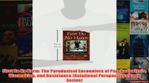 First Do No Harm The Paradoxical Encounters of Psychoanalysis Warmaking and Resistance