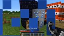 Minecraft_ ELEMENTAL ITEMS MOD (THE POWER OF THE ELEMENTS!) Mod Showcase