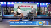Tina Fey: It Was Fun To Curse In 'Sisters'   TODAY
