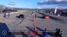 Porsche GT2 9ff vs Porsche GT3 RS 9ff vs Nissan Juke R SVE
