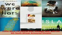 Download  COME BACK TO PORTOFINO Through Italy with the 6th South African Armoured Division Ebook Online