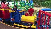 LEGOLAND Plaisir en Famille dAttractions du Parc à Thème pour les enfants espace de jeux pour Enfants Ryan ToysReview