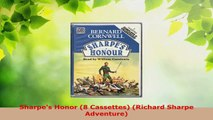 Download  Sharpes Honor 8 Cassettes Richard Sharpe Adventure Ebook Free