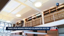12/28: France opens archives from Nazi-collaboration Vichy era